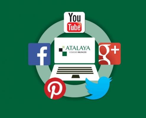 El Colegio Atalaya también en Redes Sociales