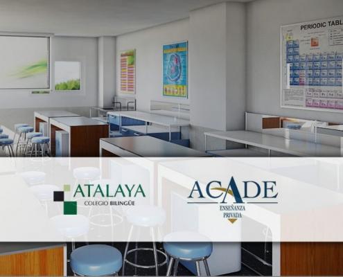 El Colegio Biligüe Atalaya, parte de ACADE