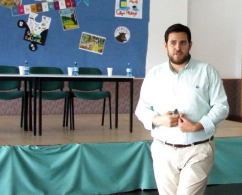 Innovación Educativa charla de Francisco Javier Ojeda