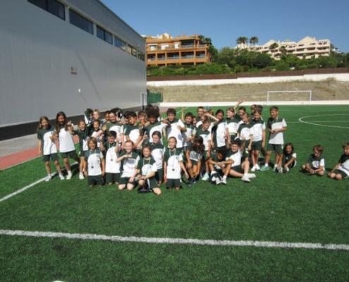 I Jornadas de Atletismo Escolar