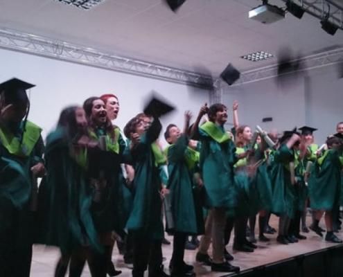 Fiestas de Fin de Curso 2014-2015