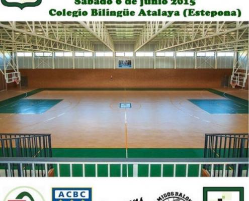 I Torneo de Baloncesto Club Deportivo Colegio Atalaya