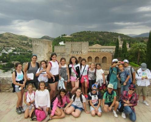 Visita a Granada (5º y 6º de Primaria)
