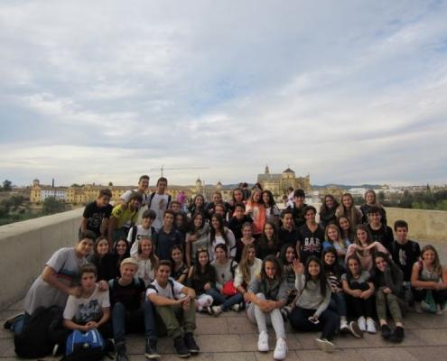 Viaje a Córdoba con alumnos de 3º y 4º de ESO