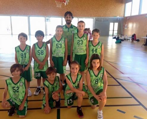 Éxitos de nuestra sección de baloncesto