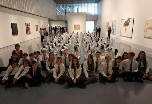 Visitamos el Centro Pompidou de Málaga