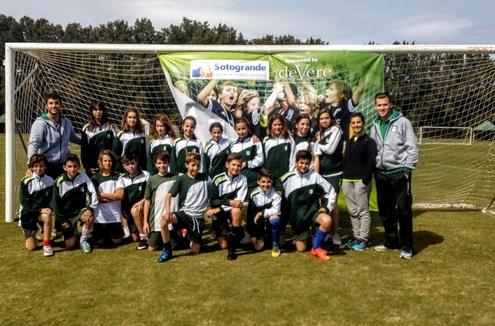 Torneo Interescolar de fútbol en Sotogrande II