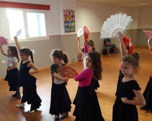 Extraescolares Flamenco