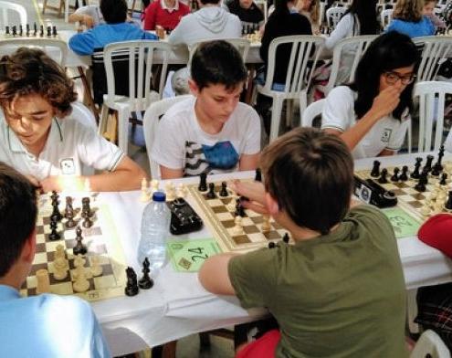 [Ajedrez] Final Individual VII Juegos Escolares