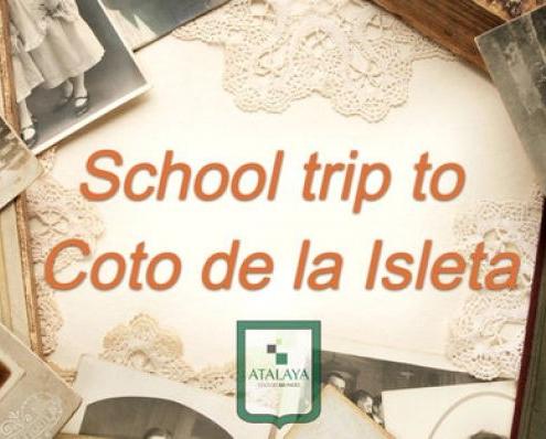 [Educación Primaria] EP5 Excursión al Coto de la Isleta