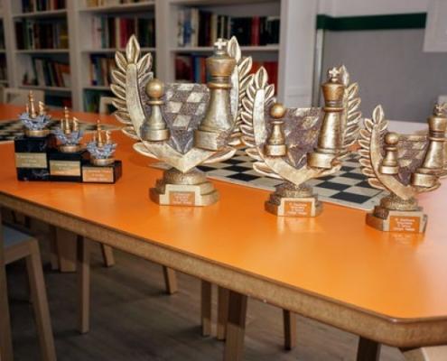 II Torneo Interno de Ajedrez