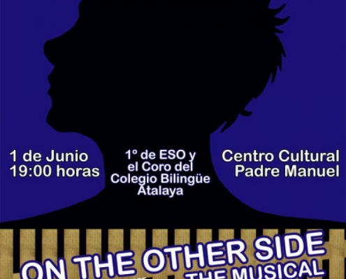 Representamos On the other side en el Centro Cultural Padre Manuel de Estepona