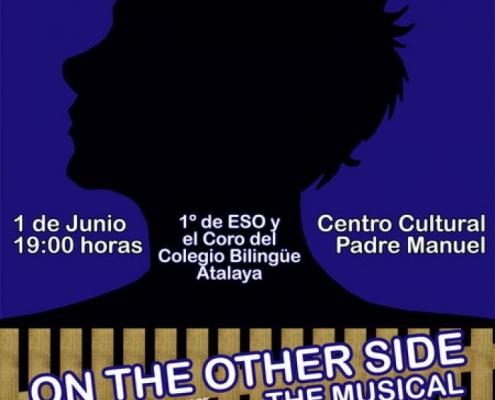 Representamos On the other side en el Centro Cultural Padre Manuel de Estepona