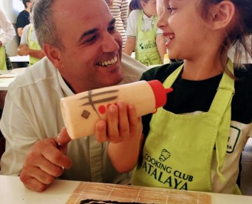 [SMART Week] Taller de cocina Álvaro Arbeloa
