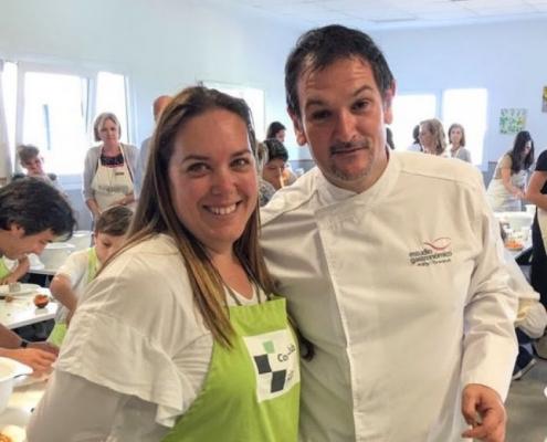 [SMART Week] Taller de cocina Aitor Perurena