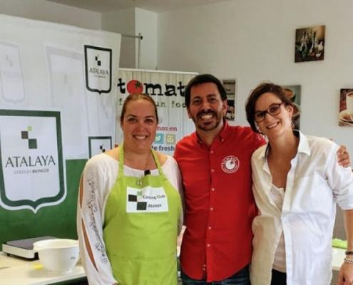 [SMART Week] Taller de cocina José Zorita