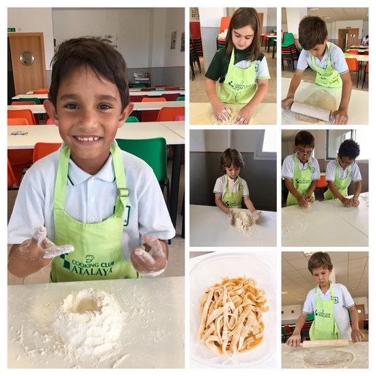 [Cooking Club] Nuestros chefs hacen pasta fresca
