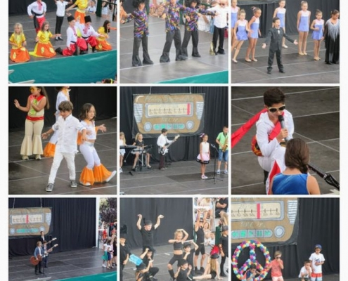 Fiesta Fin de Curso 2016-2017 Educación Primaria