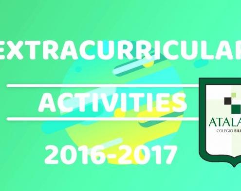 [VÍDEO] Resumen actividades extraescolares 2016-2017