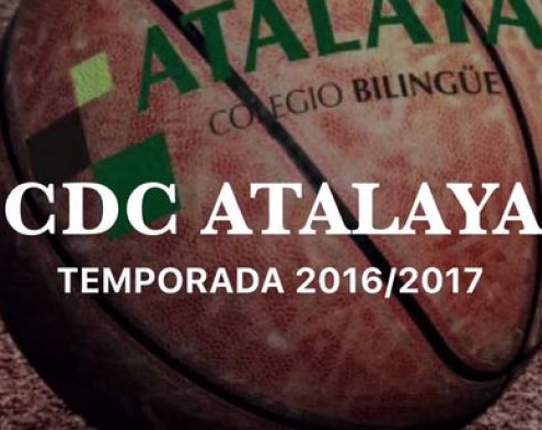 Vídeo temporada 2016-2017 CDC Atalaya