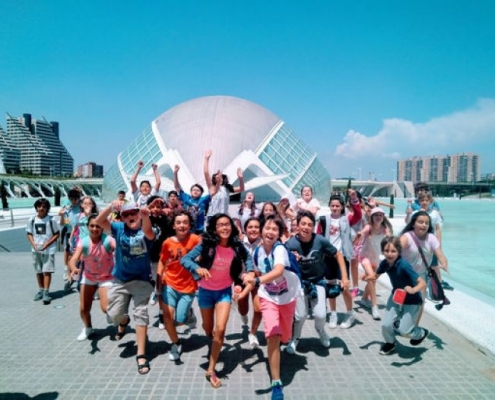 [Cuaderno de viajes] Valencia, 6º de Educación Primaria