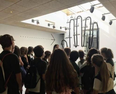 [Educación Secundaria] 2º ESO visita el Museum Jorge