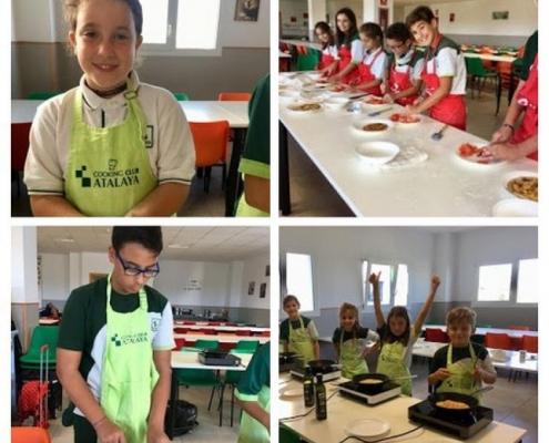 Resumen semanal Cooking Club (2-6 octubre 2017)