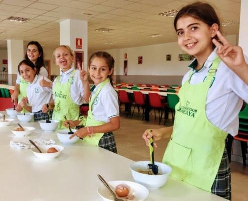 Resumen semanal Cooking Club (9-13 octubre)