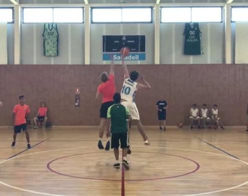 Torneo Interescolar de Baloncesto