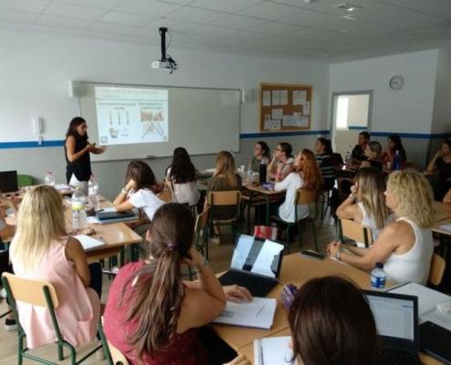 Formación de Alergias Alimentarias para el profesorado