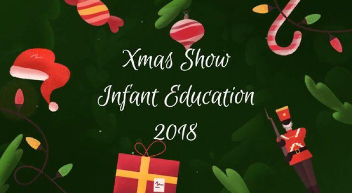 Vídeo Christmas Show Educación Infantil (A y B)