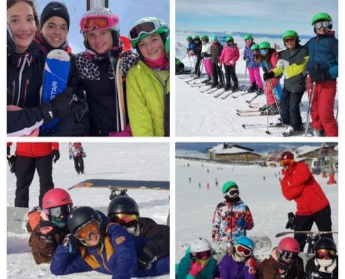 Viaje a Sierra Nevada con alumnos de 1ª y 2ª de ESO