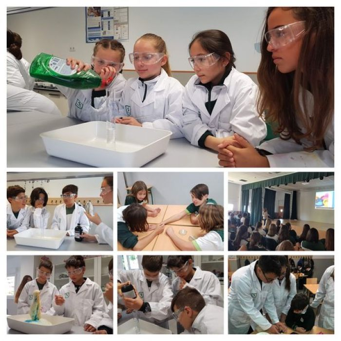 Smart Week - Ciencias