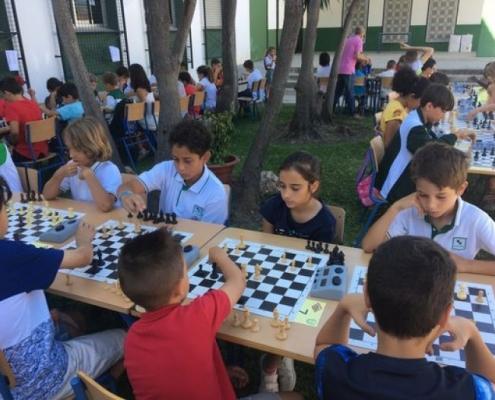 Torneo de Ajedrez - José Banús