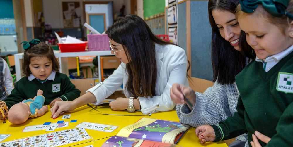 Educación Infantil Atalaya Colegio Internacional