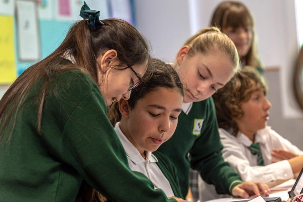 Proyecto Educativo Colegio Atalaya Cooperación