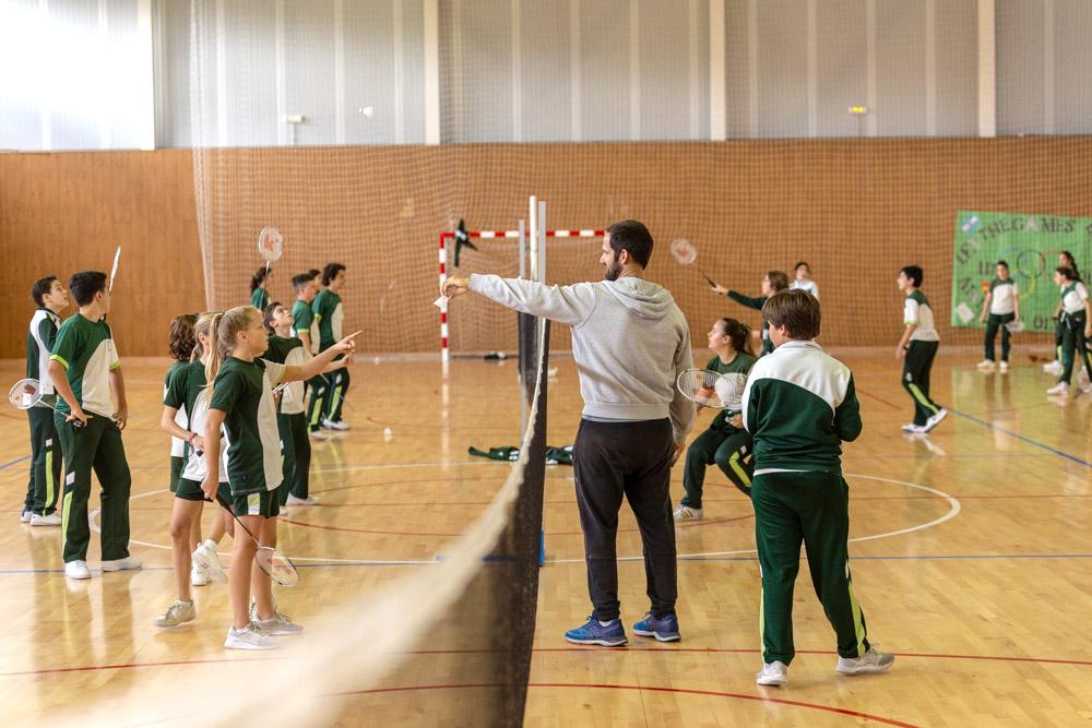 Proyecto Educativo Colegio Atalaya Deporte