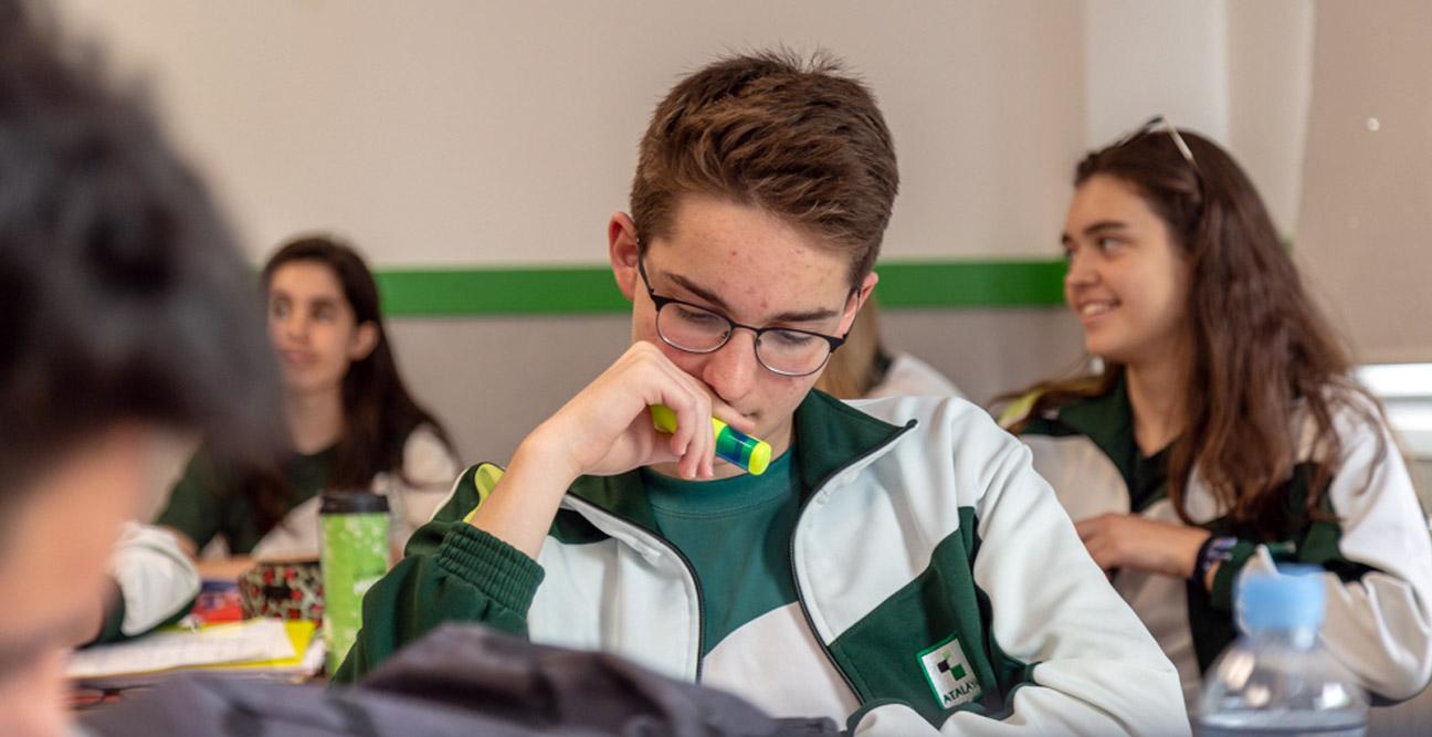 Educación Secundaria Atalaya Colegio Internacional